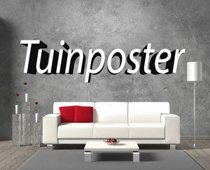 Tuindoek | Tuinposter